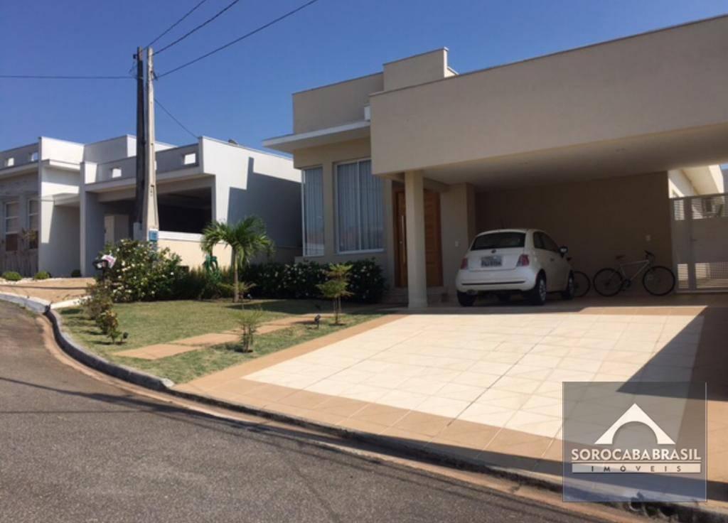 Casa com 3 dormitórios à venda, 174 m² por R$ 1.000.000,00 - Condomínio Belvedere II - Votorantim/SP