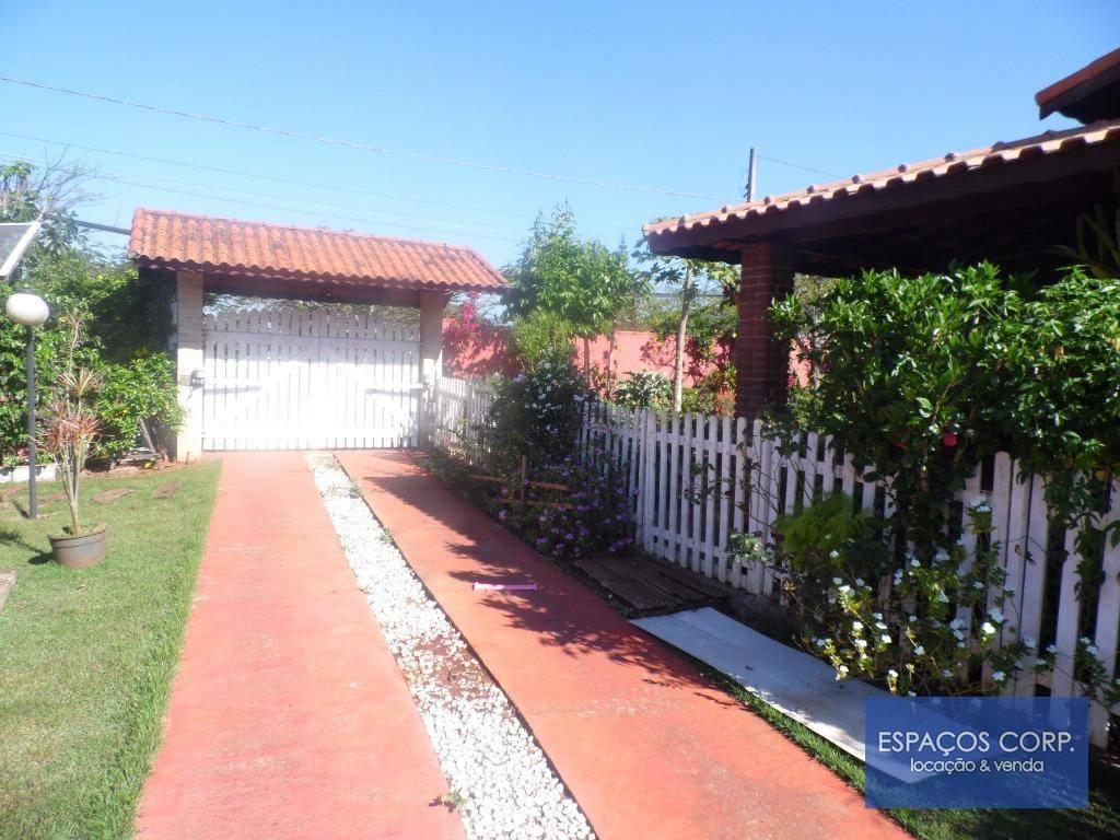 Belíssima Chácara  residencial à venda, Fazenda Castelo, Condomínio Vitassay, Boituva.