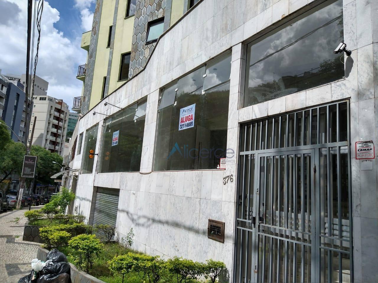 Grupo de Salas para alugar, 230 m² por R$ 4.500/mês - Cascatinha - Juiz de Fora/MG