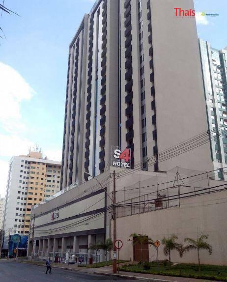 Flat de 1 dormitório à venda em Sul, Águas Claras - DF