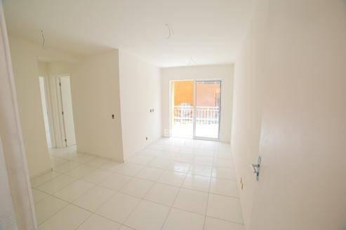 Apartamento com 2 quartos à venda, 54 m², suíte, 1 vaga, área de lazer, financia - Paumirim - Caucaia/CE