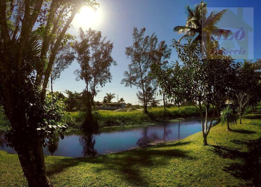 Casa à venda, 200 m² por R$ 230.000,00 - Balneário Carolina - Ilha Comprida/SP