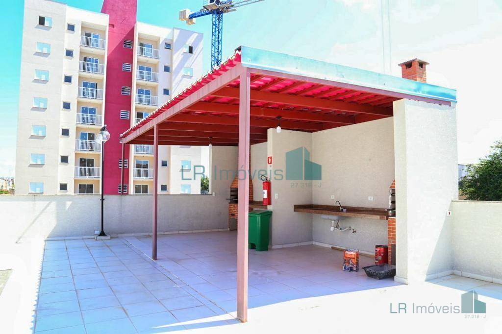 Apartamento à venda, 54 m² por R$ 280.000,00 - Jardim Morumbi - Bragança Paulista/SP