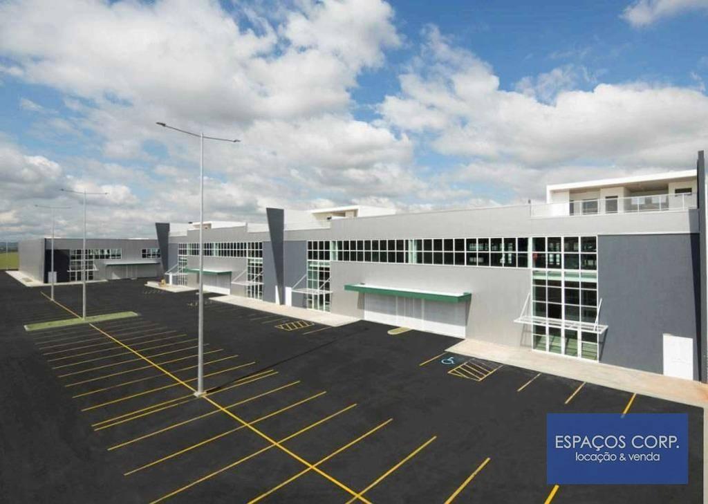 Galpão para alugar, 757m² - Distrito Industrial - Campinas/SP