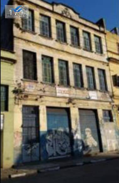 Prédio à venda, 559 m² por R$ 310.000,00 - Paquetá - Santos/SP