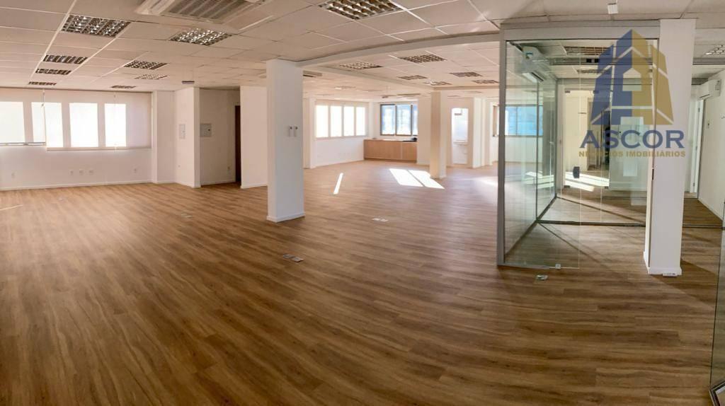 Sala para alugar, 207 m² por R$ 8.900,00/mês - Centro - Florianópolis/SC