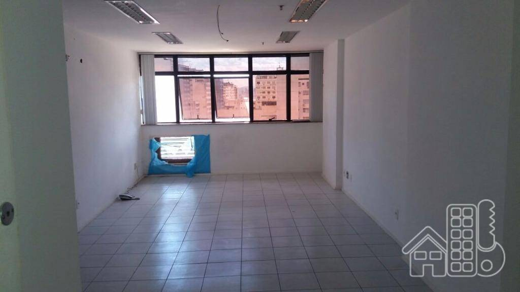 Sala para alugar, 22 m² por R$ 1.000,00/mês - Centro - Niterói/RJ