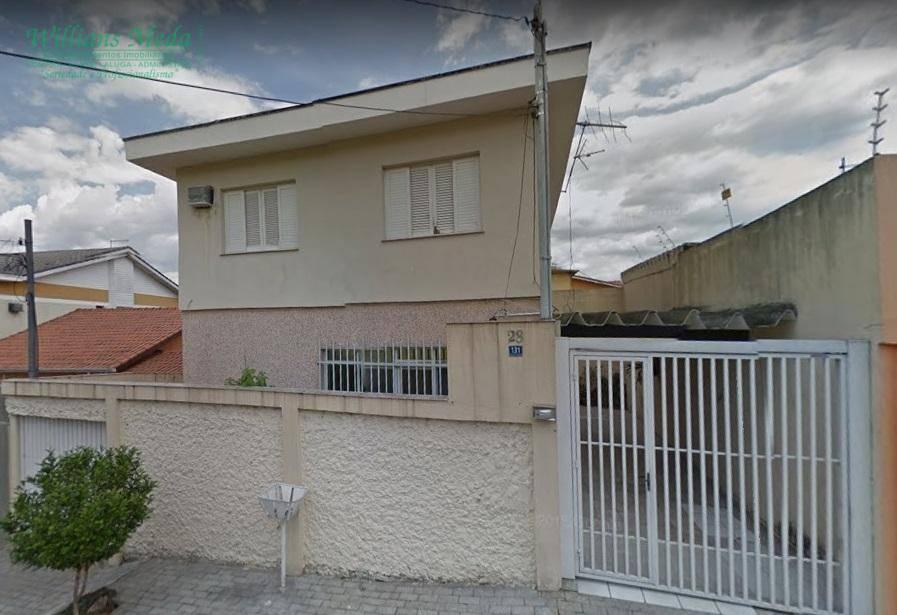 Sobrado residencial para locação, Vila Aliança, Guarulhos.