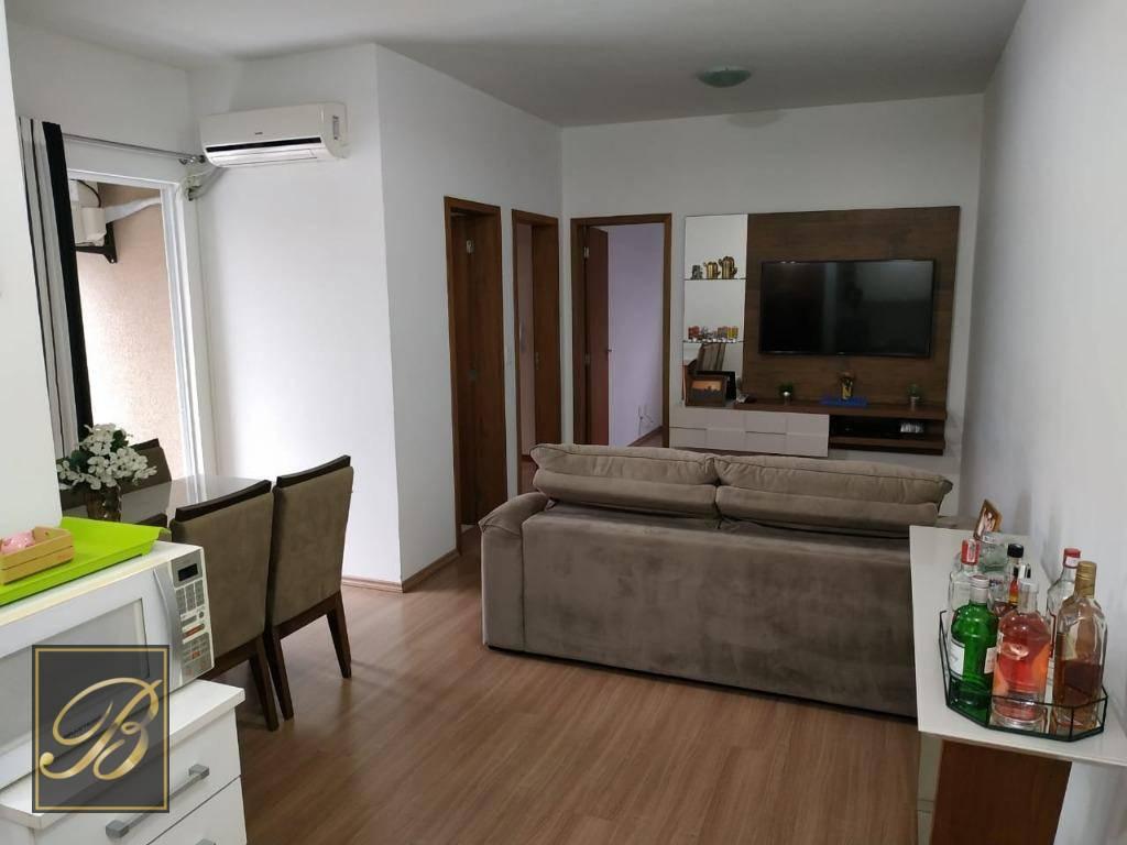 Apartamento com 2 dormitórios à venda, 55 m² por R$ 160.000,00 - Glória - Joinville/SC
