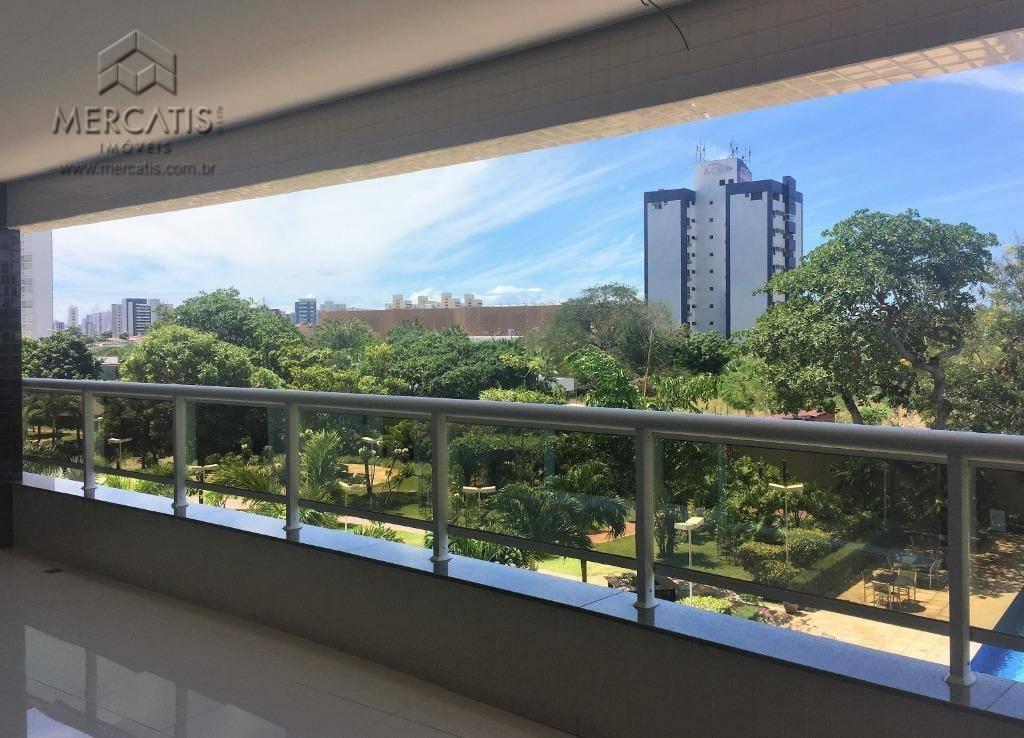 varanda gourmet |  vista área verde