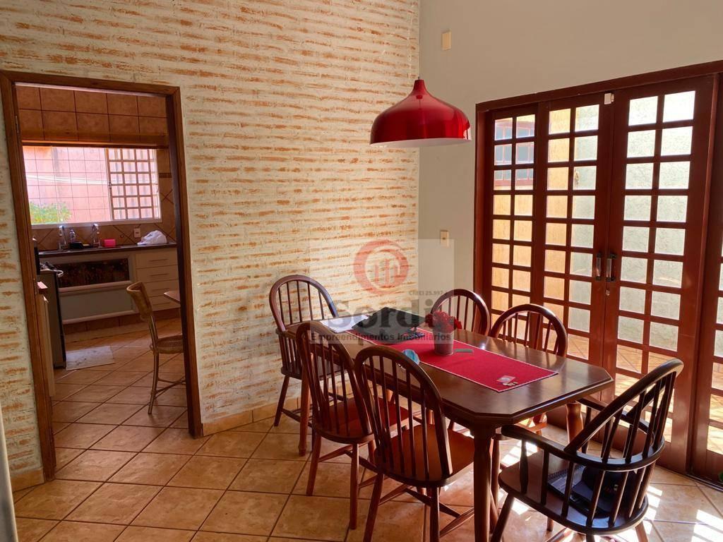 Casa à venda, 248 m² por R$ 569.000,00 - Residencial e Comercial Palmares - Ribeirão Preto/SP