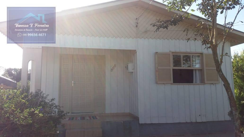 Casa à venda por R$ 240.000 - Santa Libera - Forquilhinha/SC