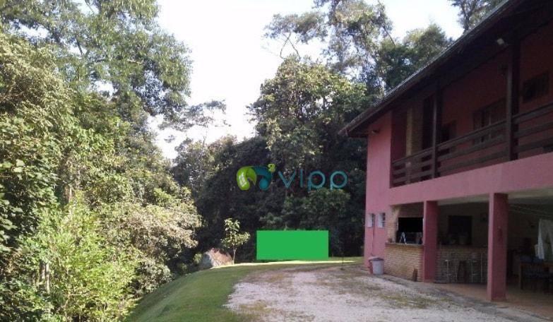 Chácara 3 Dormitórios, 400 m², 3 Suítes, Bairro Santa Clara, Jundiaí, Terreno com 7.500 m², Poço Artesiano, Estuda Permuta