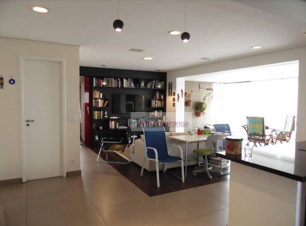 Apartamento de 3 dormitórios à venda em Alto Do Ipiranga, São Paulo - SP