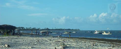 Área comercial/residencial à venda, Praia de Acaú, Pitimbú -