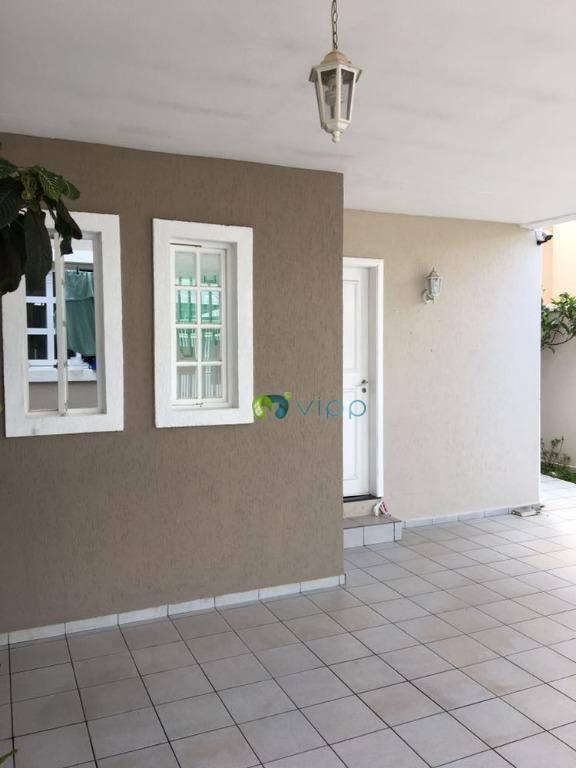 Sobrado com 3 dormitórios à venda, 141 m² por R$ 780.000,00 - Vila Guarani - Jundiaí/SP