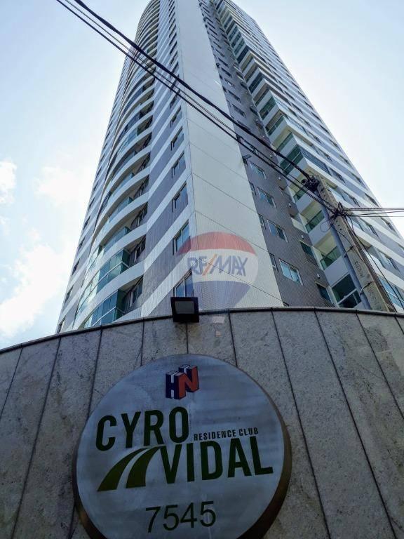 Apartamento à venda, 61 m² por R$ 345.000,00 - Candeias - Jaboatão dos Guararapes/PE