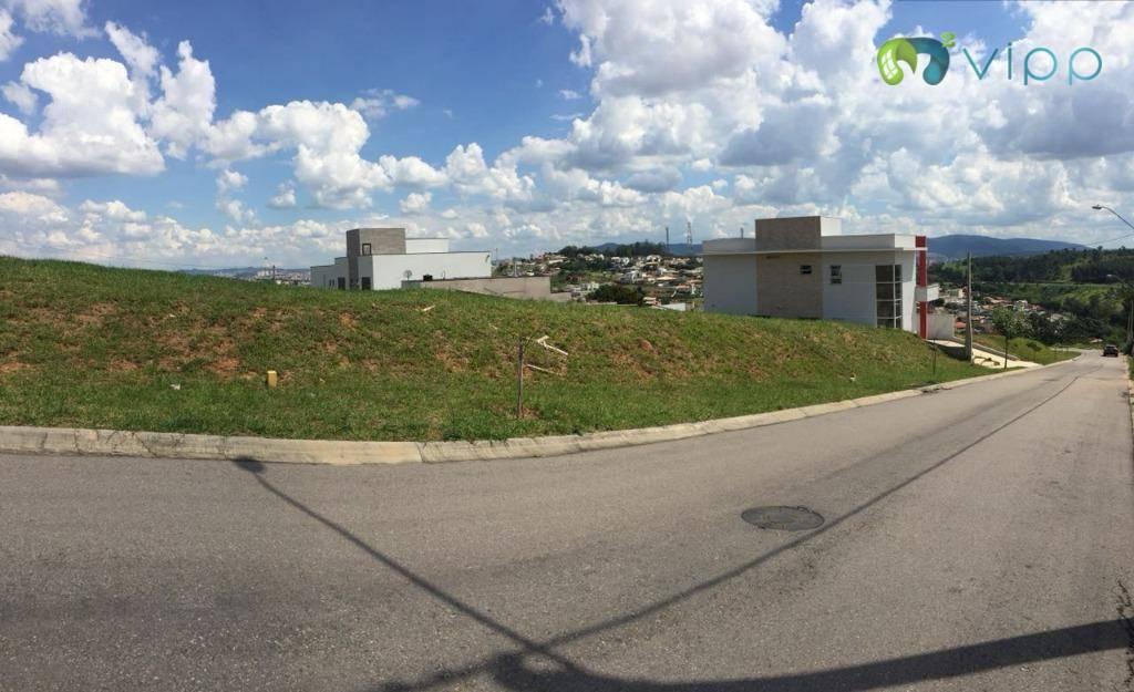 Terreno com 450 m², Linda Vista, Parte Alta do Condomínio, Rua Principal, Jundiaí