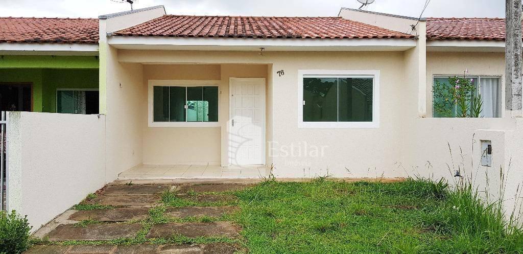 Casa 02 quartos na Fazenda Rio Grande