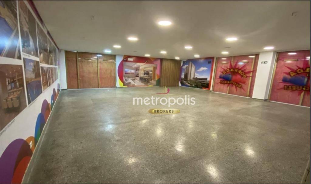 Galpão para alugar, 848 m² por R$ 25.000,00/mês - Centro - Diadema/SP