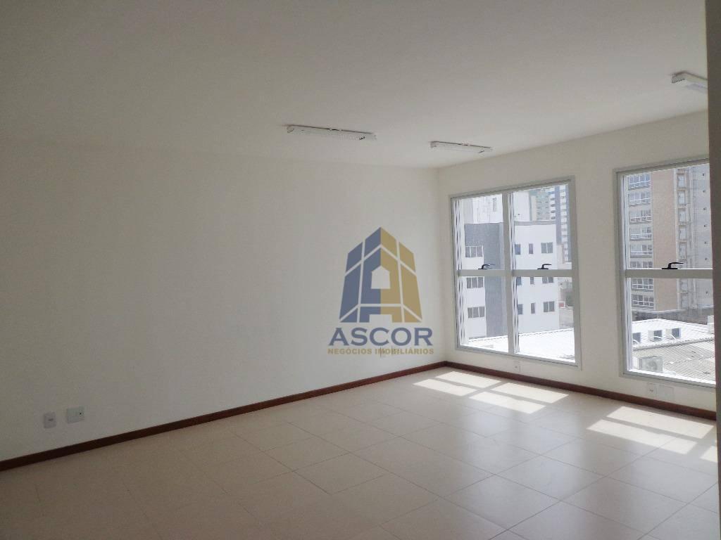 Sala para alugar, 31 m² por R$ 1.200,00/mês - Centro - Florianópolis/SC