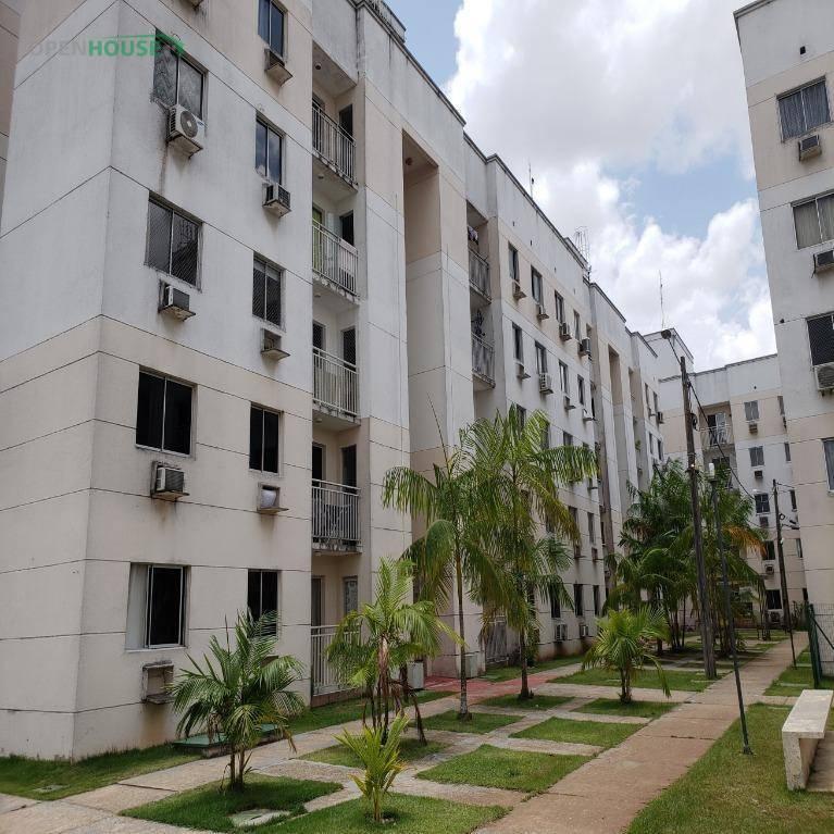 Apartamento residencial à venda, Centro, Ananindeua - AP0411.