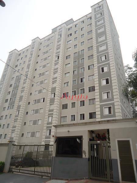 Apartamento com 2 dormitórios à venda, 45 m² por R$ 220.000 - Parque São Vicente - Mauá/SP