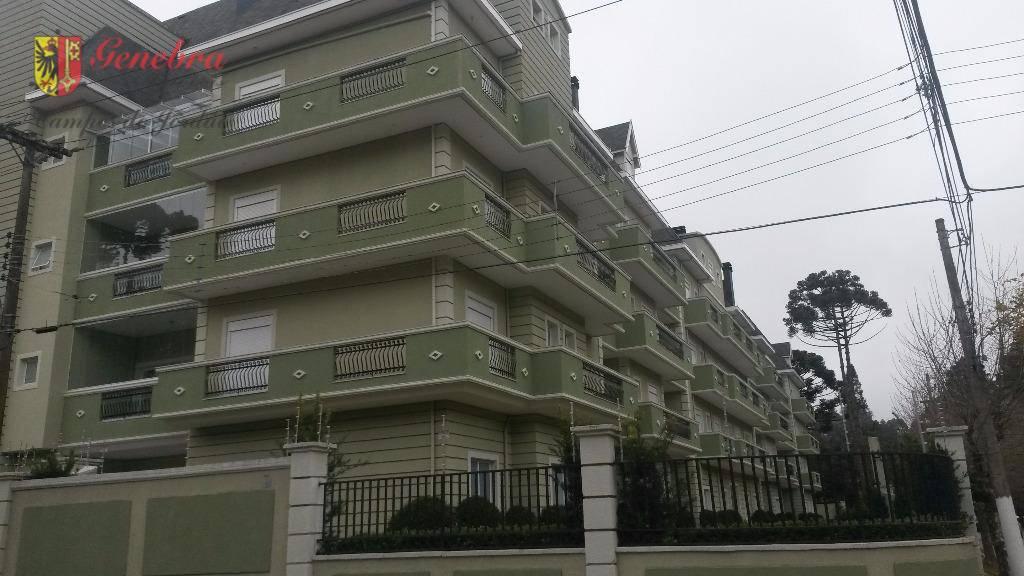 Apartamento  residencial à venda, Campos do Jordão.