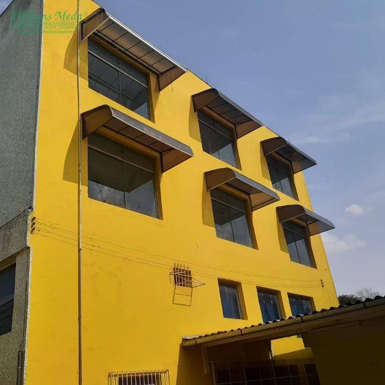 Prédio para alugar, 2343 m² por R$ 48.170,00/mês - Macedo - Guarulhos/SP