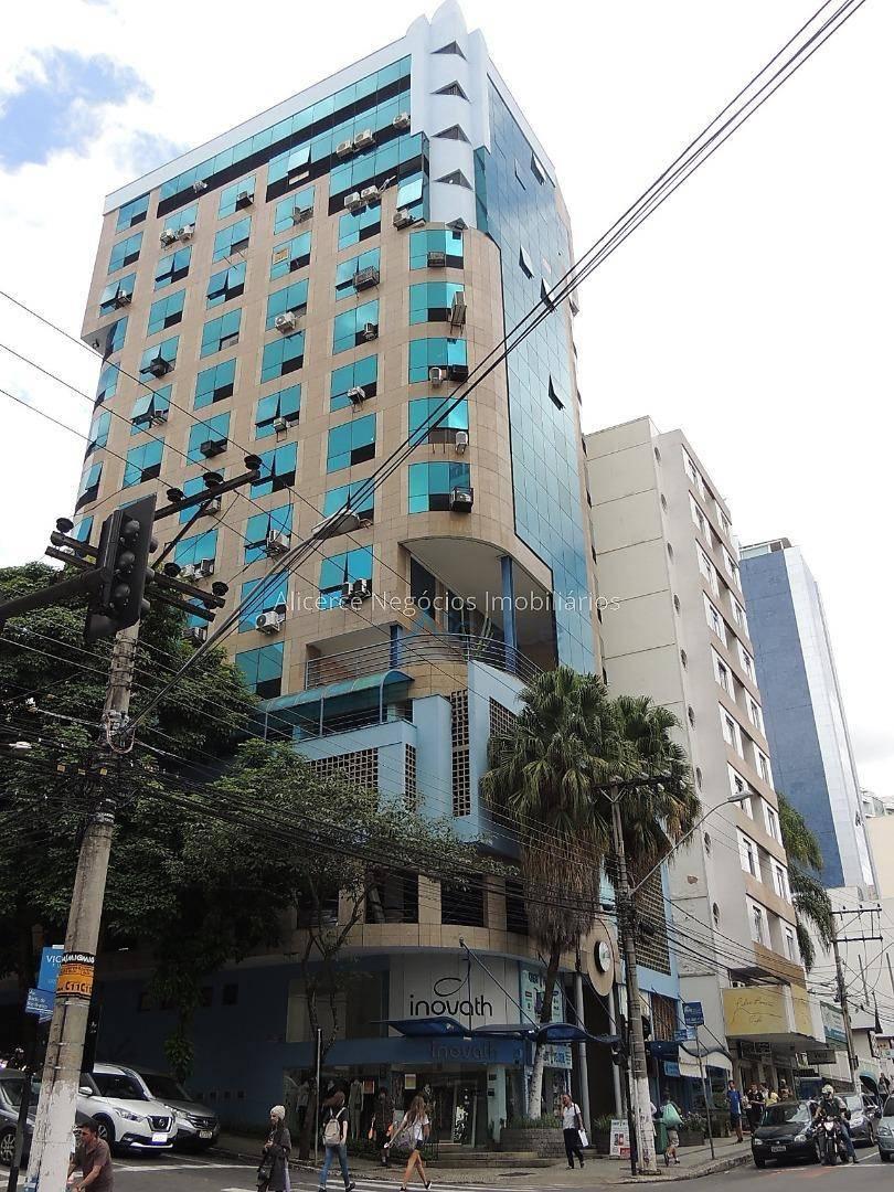 Sala para alugar, 40 m² por R$ 800,00/mês - Centro - Juiz de Fora/MG