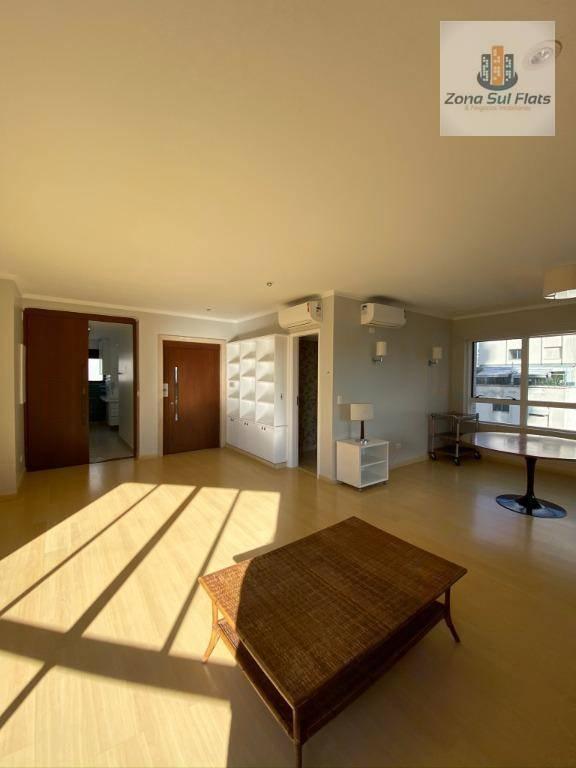 Apartamento Alto Padrão Para Locação Nos Jardins I 2 Suítes I Varanda I Semi-Mobiliado I 2 Vagas I 130m²
