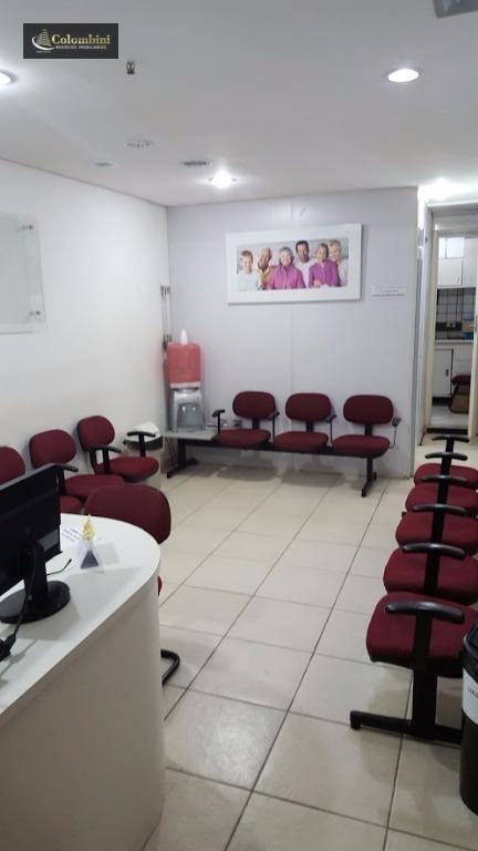 Sala à venda, 29 m² - Santo Antônio - São Caetano do Sul/SP