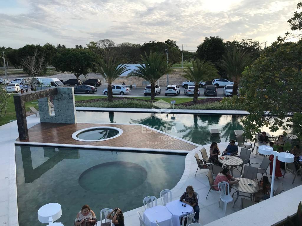 Lote à venda, 289 m², Reserva Terra Brasilis, condomínio fechado, financia - Jacunda - Aquiraz/CE