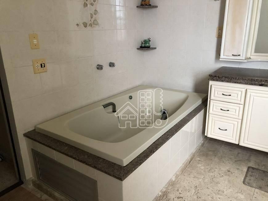 Cobertura com 4 dormitórios à venda, 266 m² por R$ 1.200.000,00 - Algodoal - Cabo Frio/RJ