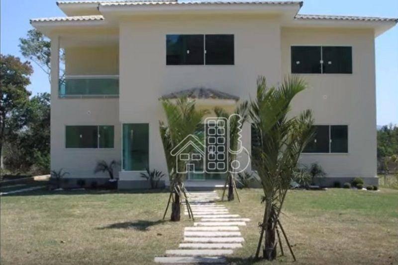 Casa com 4 dormitórios à venda, 240 m² por R$ 1.300.000,00 - Ubatiba - Maricá/RJ