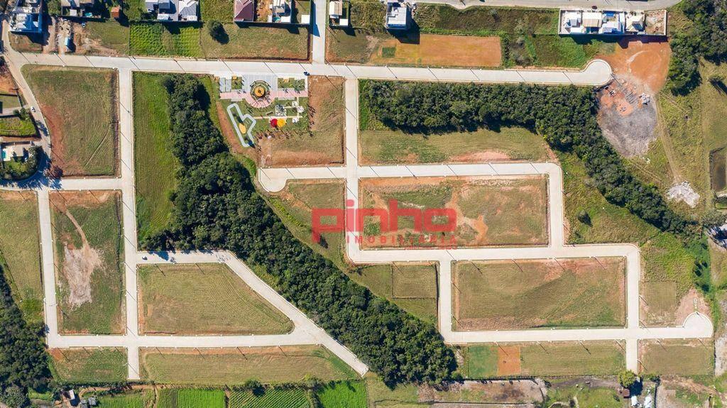 Terreno à venda, 370 m² por R$ 140.000,00 - Areias de Baixo - Governador Celso Ramos/SC