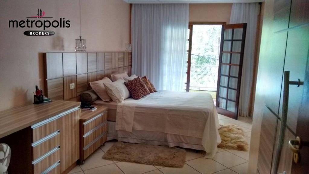 Sobrado à venda por R$ 500.000,00 - Piraporinha - Diadema/SP