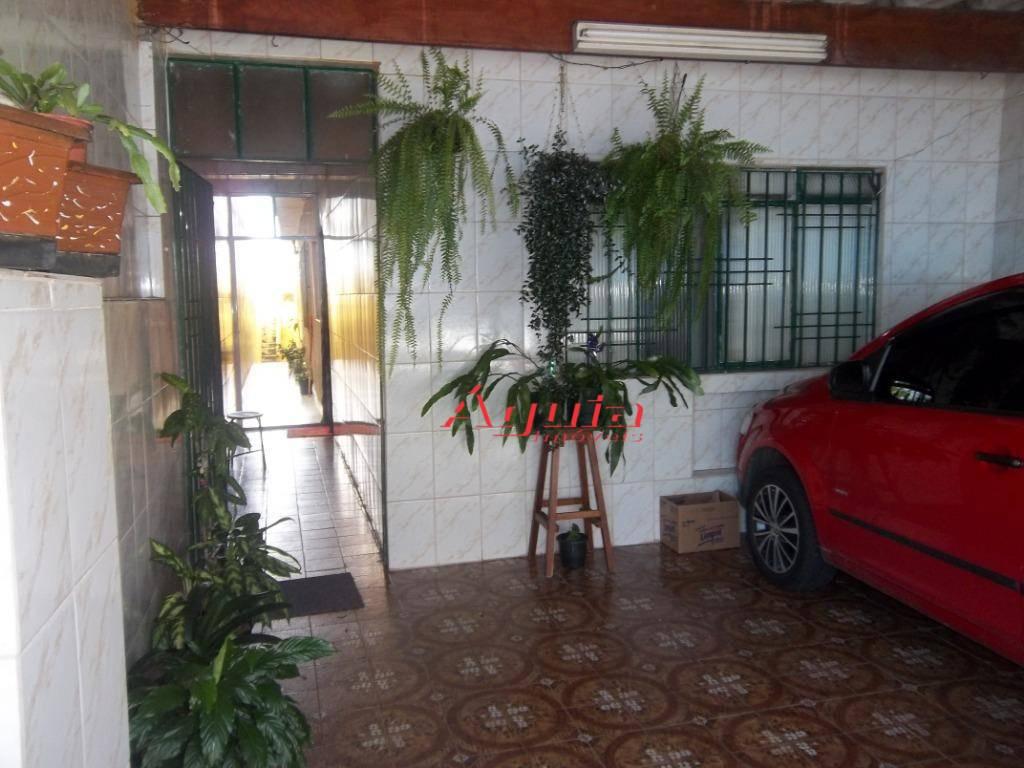 Sobrado à venda, 150 m² por R$ 330.000 - Vila Nova - Santo André/SP