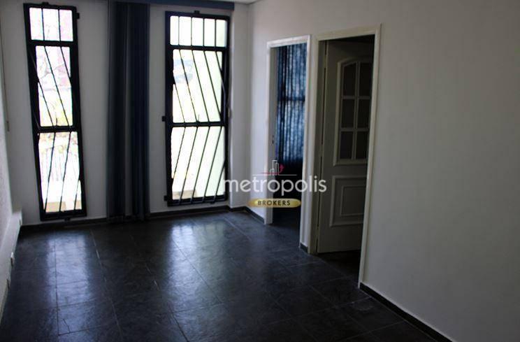 Sala para alugar, 79 m² por R$ 850/mês - Centro - Santo André/SP