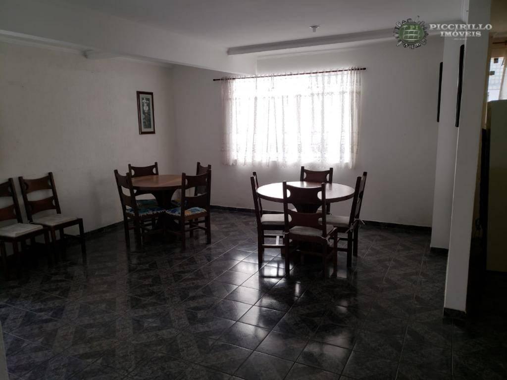 Apartamento 2 dormitórios, 80 m², R$ 260 mil, Tupi, Praia Grande/SP
