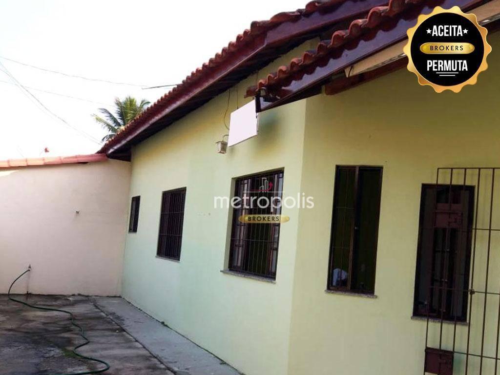 Casa à venda, 64 m² por R$ 300.000,00 - Jardim Vista Linda - Bertioga/SP