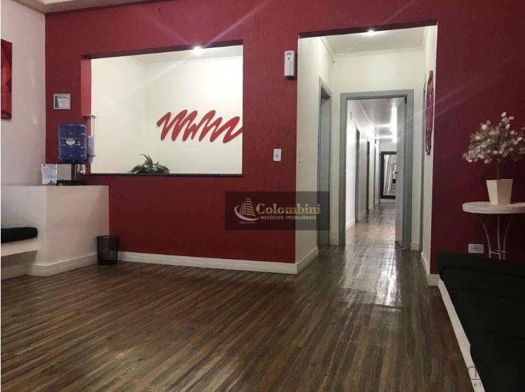 Prédio à venda, 660 m² por R$ 2.200.000 - Santa Paula - São Caetano do Sul/SP