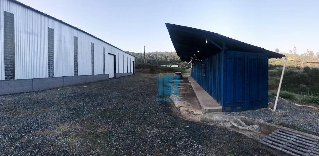 Galpão para locação, Residencial Santa Helena - Gleba II, Santana de Parnaíba.