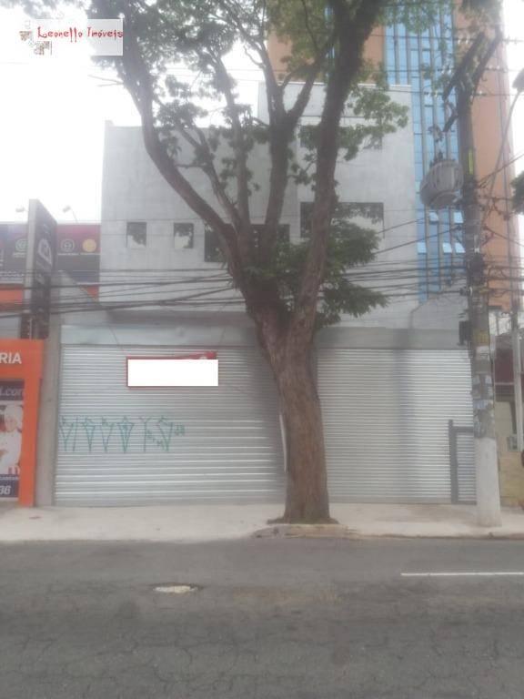 Prédio para alugar, 449 m² por R$ 16.000,00/mês - Jardim - Santo André/SP