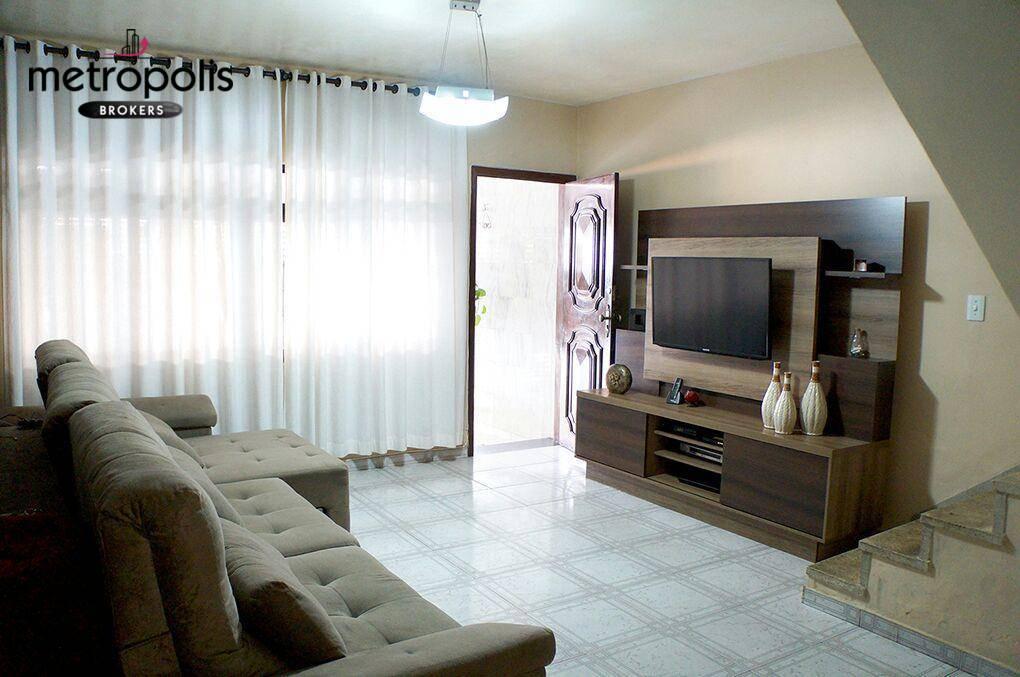 Sobrado à venda por R$ 470.000,00 - Vila Vivaldi - São Bernardo do Campo/SP