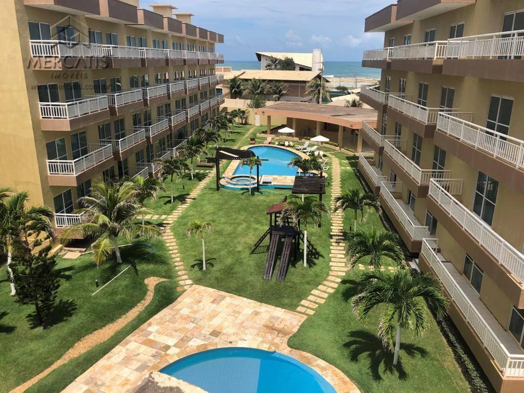 Apartamento à venda  |  Condomínio Vila Dunas  |  Bairro Porto das Dunas  |  Aquiraz/CE  -