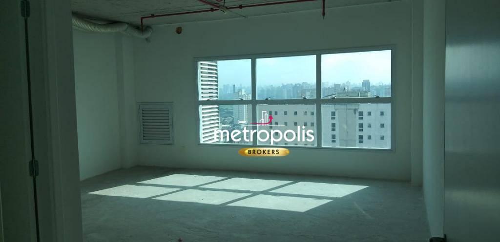 Sala para alugar, 39 m² por R$ 1.500,00/mês - Santo Antônio - São Caetano do Sul/SP