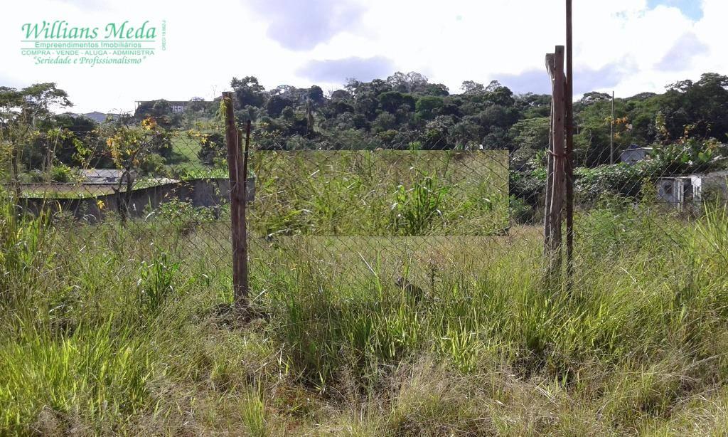 Terreno para alugar, 1355 m² por R$ 3.800/mês - Jardim dos Ipês - Itaquaquecetuba/SP