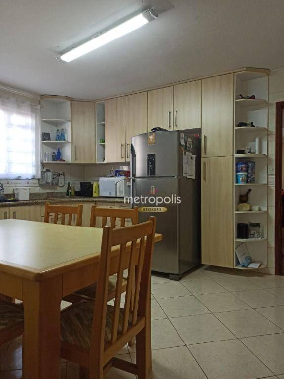 Sobrado com 3 dormitórios à venda, 130 m² por R$ 600.000,00 - Santo Antônio - São Caetano do Sul/SP
