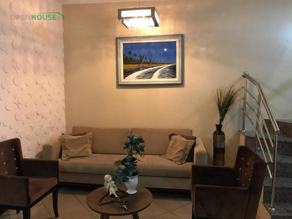 Casa com 6 dormitórios à venda, 268 m² por R$ 650.000 - Pedreira - Belém/PA